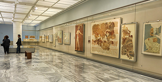 The New Archaeological Museum Of Heraklion The