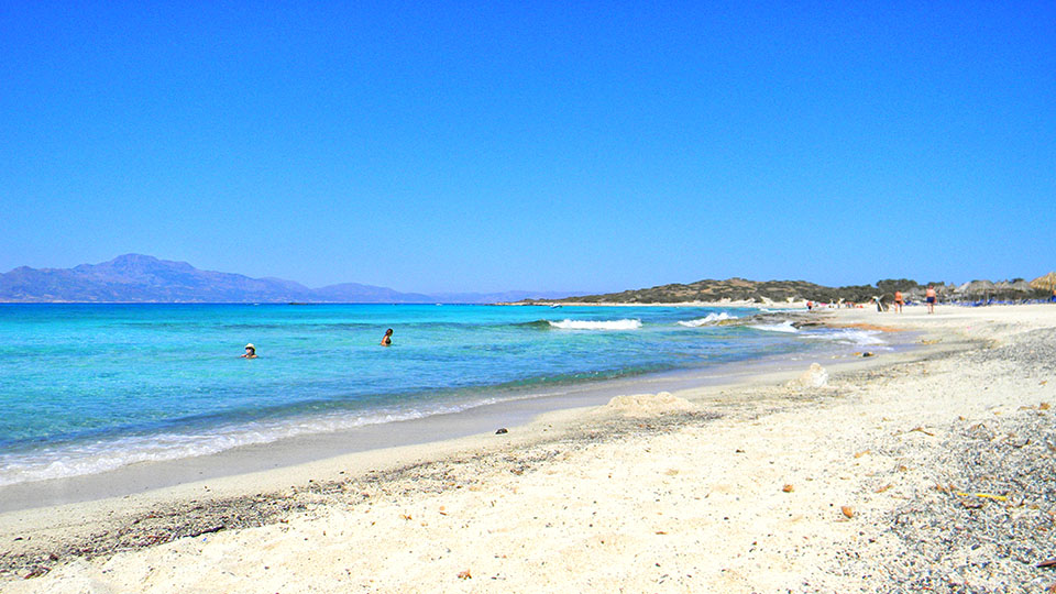 The exotic islands of crete the exotic islands of crete chrissi