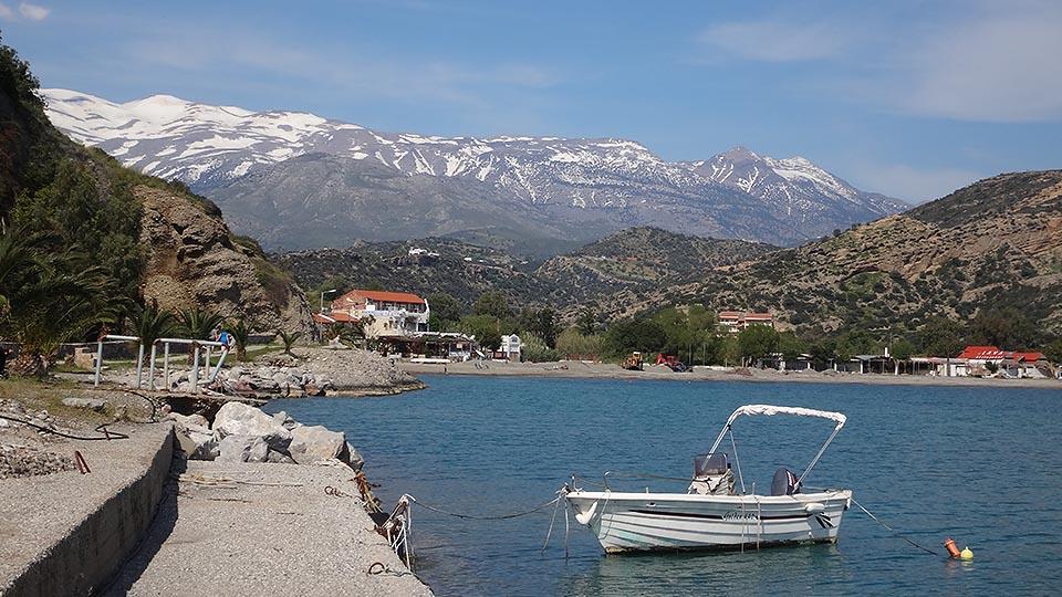 Agia Foteini To Agia Galini Discover The Beaches Of