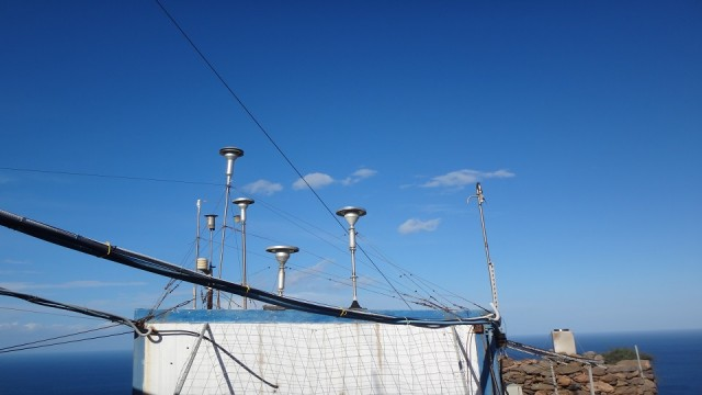 "These strange antennas ""capture"" atmospheric particles"