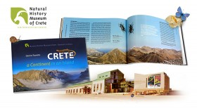 Crete, a Continent in an Island