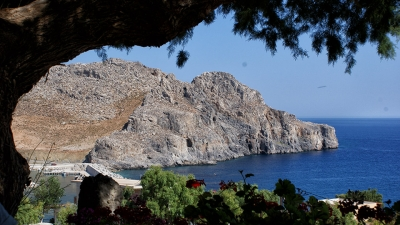 Α totally cretan landscape