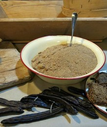Make your own bread with carob flour