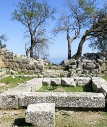 Lato, the powerful ancient city of Mirabello