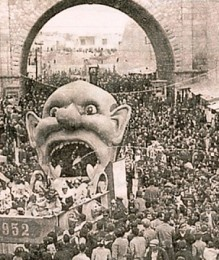 The Carnival of Heraklion: a retro flashback sprinkled with confetti & nostalgia