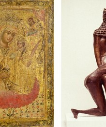 Six centuries of religious art, plus half a century of Modern Greek art at the Historical Museum of Crete